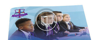 Trinity School Sevenoaks page turner