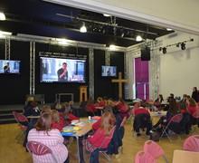 Anti bullying training at trinity