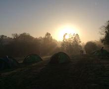DofE tents