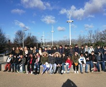 Yr9&10 Geography trips 02/18 pic 3