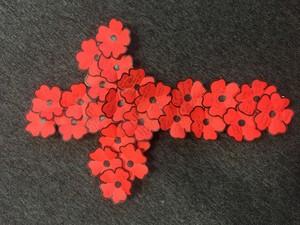 Poppy cross 2
