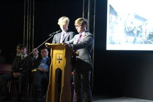 Rememberance Service Speakers 2