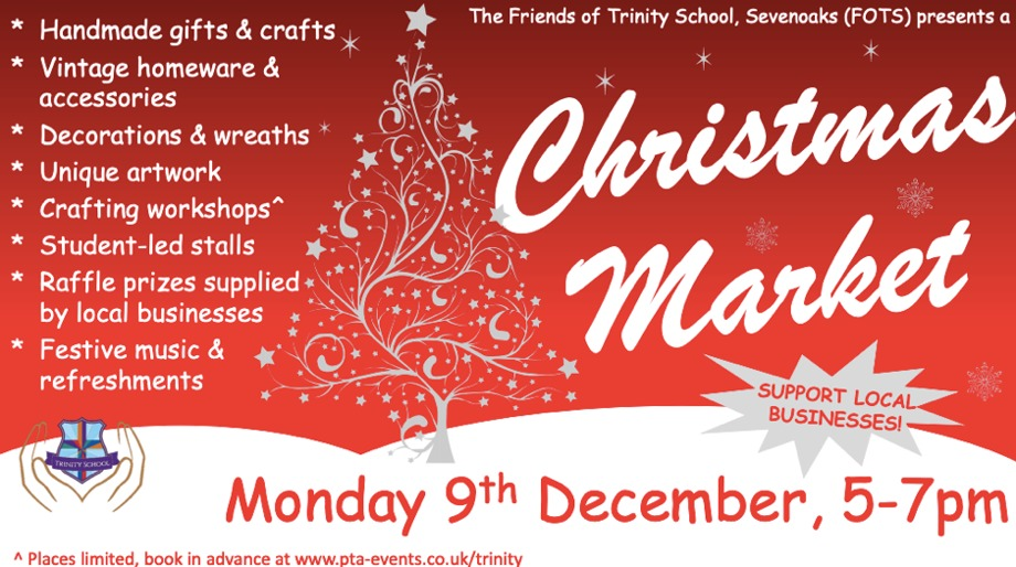Christmas market information 2019