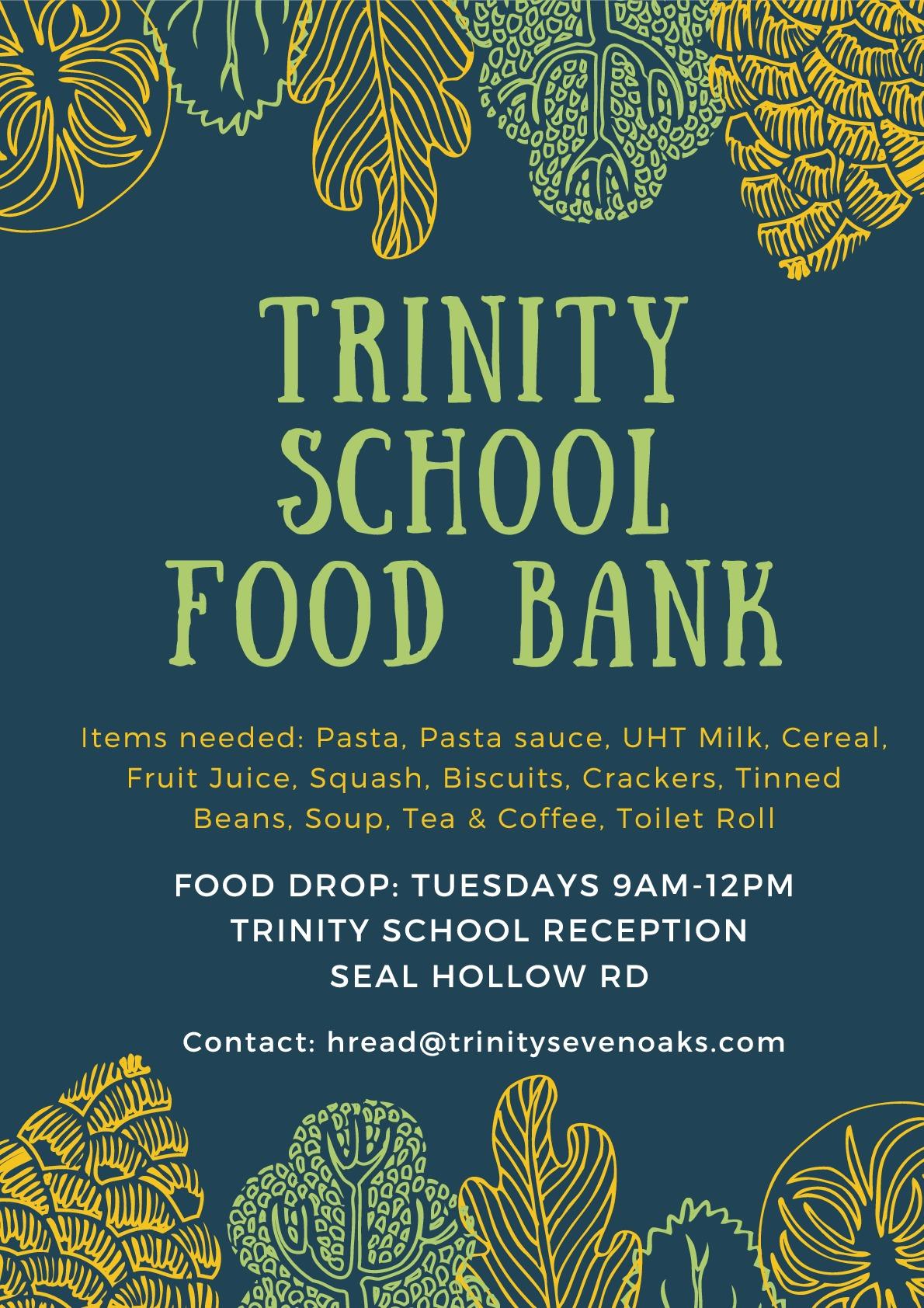 Trinity food bank   FINAL