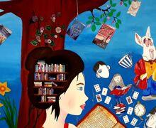 Library Artwork
