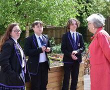 Mayor Dr Merilyn Canet visit (19)