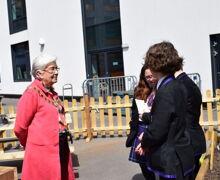 Mayor Dr Merilyn Canet visit (14)